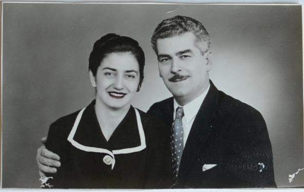 Γαβρίλης και Λουκία Γραβριηλίδη